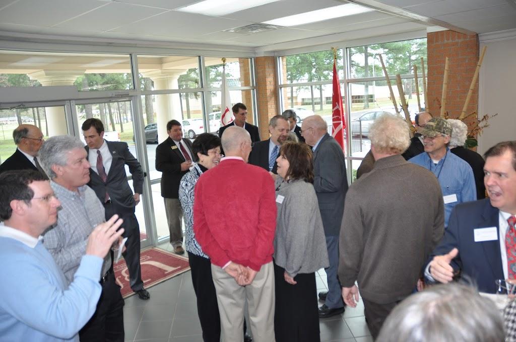U of A System President Dr. Donald Bobbitt Visit - DSC_0313.JPG