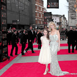 WWW.ENTSIMAGES.COM -    Leigh Zimmerman   at      The Olivier Awards at Royal Opera House, Covent Garden, London, April 28th 2013                                               Photo Mobis Photos/OIC 0203 174 1069