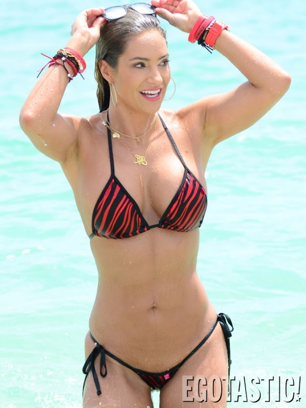 Jennifer Nicole Lee bikini photos miami beach