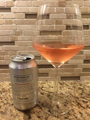 Sassy Wine Belly - Underwood Rosé Wine