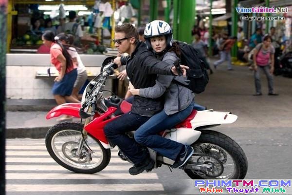 Xem Phim Di Vật Của Bourne - The Bourne Legacy - NhaPhim.com