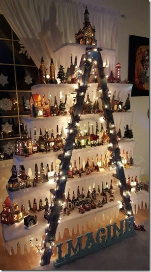 arboles de navidad con escalera buenanavidad (3)
