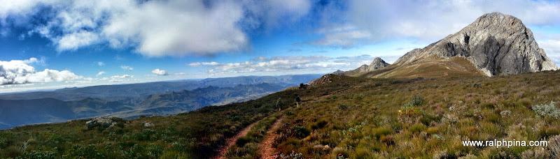 Arangieskop panorama