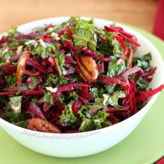 Mung Bean Salad [Vegan, Grain-Free].