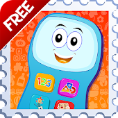 Baby Phone. Toddler Fun Game