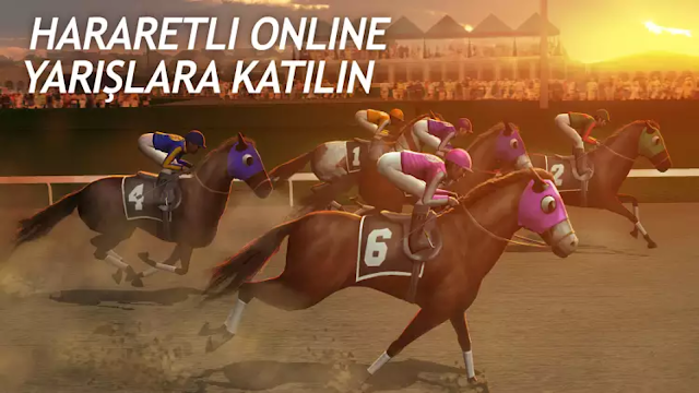 At Yarışı Oyunu / Photo Finish Horse Racing