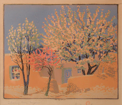 """Spring, New Mexico"""