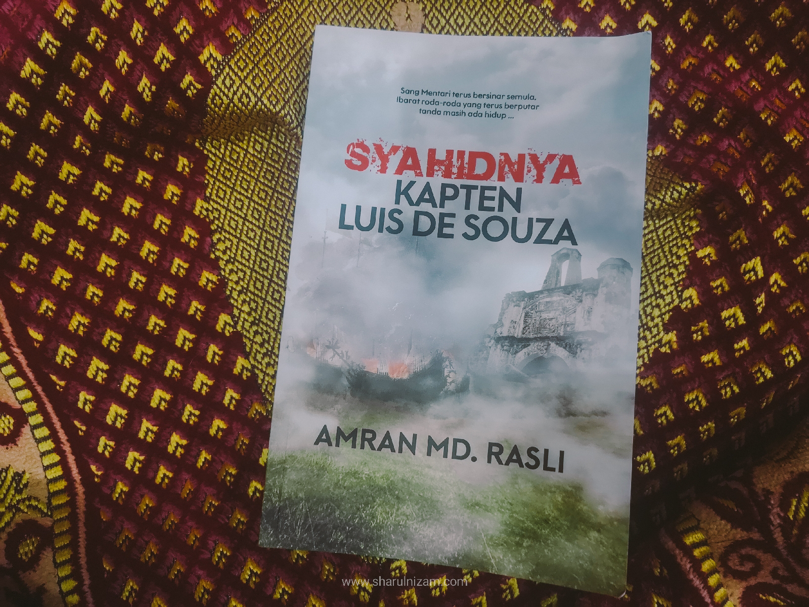 Syahidnya Kapten Luis De Souza Oleh Amran Md. Rasli