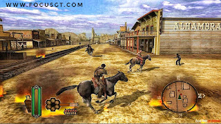 Gun is a Western-themed action-adventure video game developed by Neversoft and published by Activision for Microsoft Windows, PlayStation 2, Xbox, GameCube, and Xbox 360 in 2005.