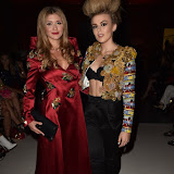 OIC - ENTSIMAGES.COM - Laureen Hutton and Thalia Storm at the  LFW s/s 2016: Sorapol - catwalk show in London 19th September 2015 Photo Mobis Photos/OIC 0203 174 1069