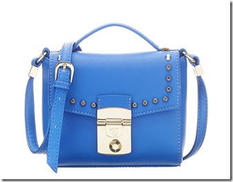 Trussardi Jeans Cross Body Levanto Borchie