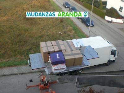 Empresa transportes Valcabado de Roa