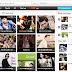 Chính thức Share Templates Blogspot giong nhaccuatui clone