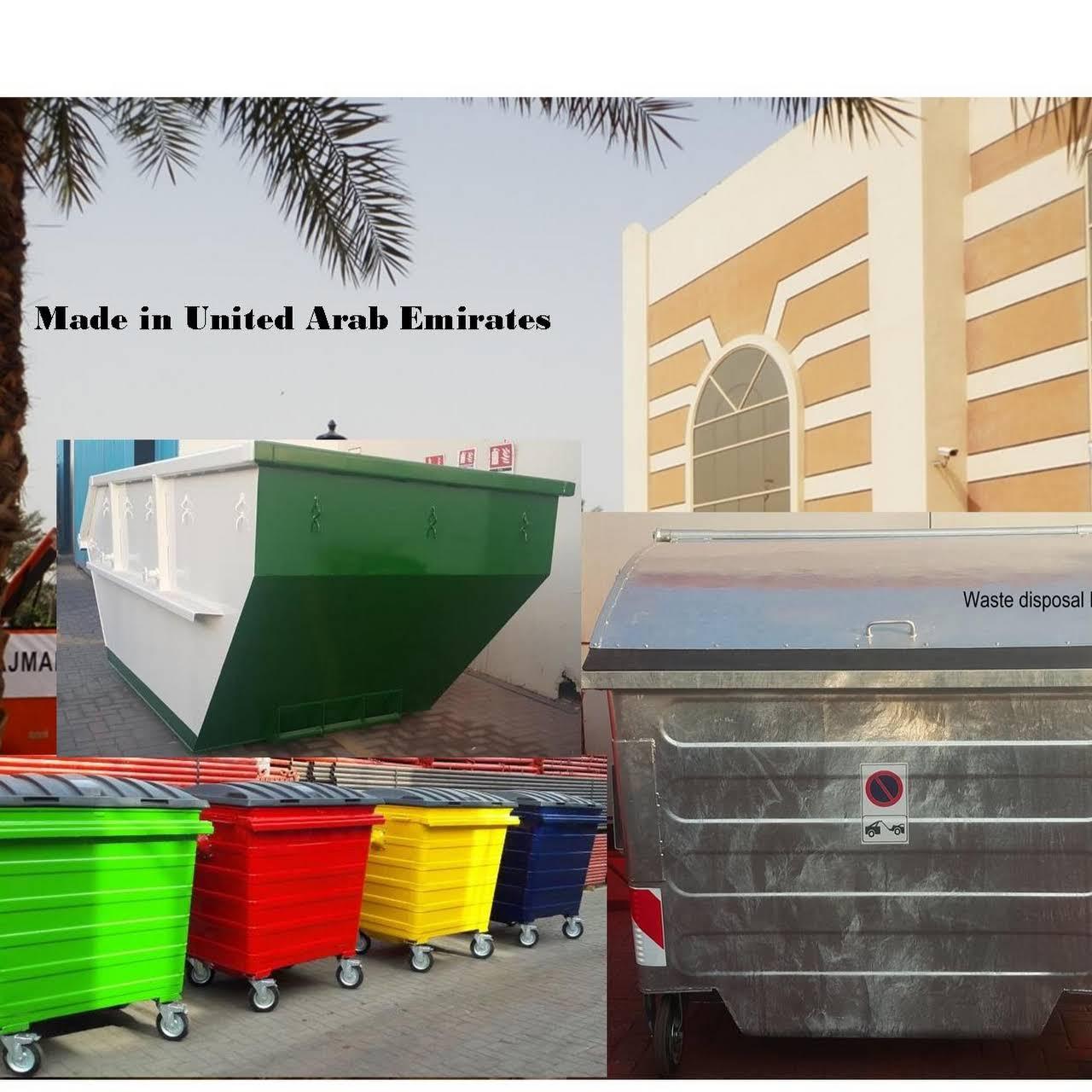 Excel Industry Co  LLC , Ajman, UAE - Under one roof - Waste