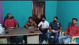 सुपौल/छातापुर में 16 सितम्बर को होगी पत्रकार सम्मेलन, जिसकी सफलता को लेकर आज की बैठक में हुई विचार विमर्श