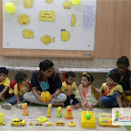 Yellow Day celebrated by PG Mor & Aft at Witty World, Chikoowadi (2017-18)