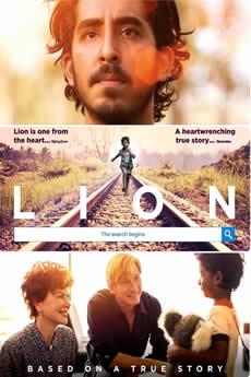 Capa Lion: A Longa Estrada Para Casa Torrent