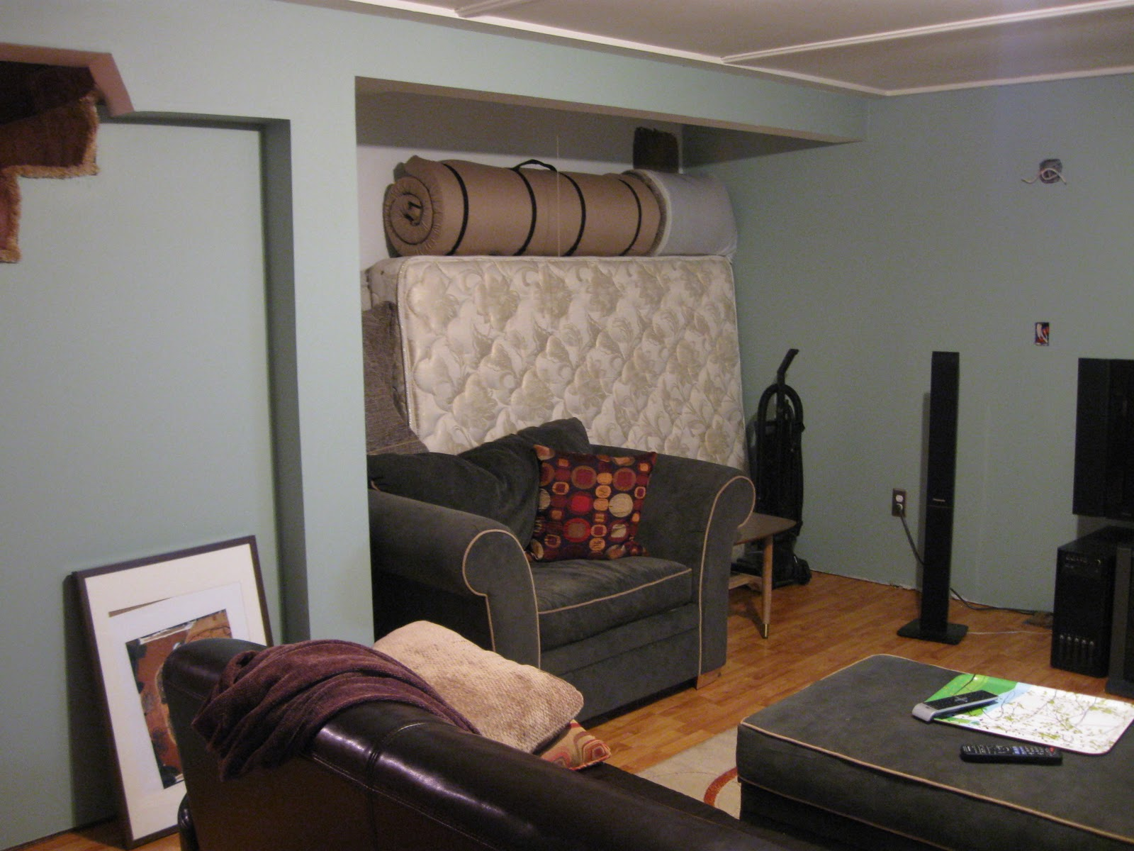 Man Cave Futon : Just a girl with hammer man cave fit for in