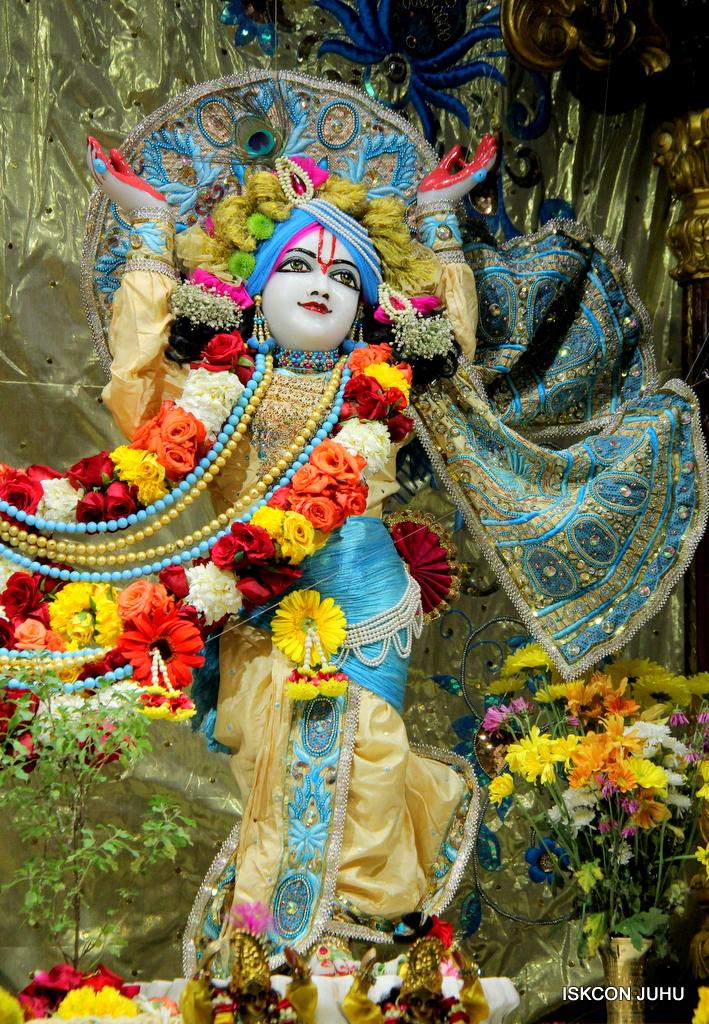 ISKCON Juhu Sringar Deity Darshan on 30th Dec 2016 (39)