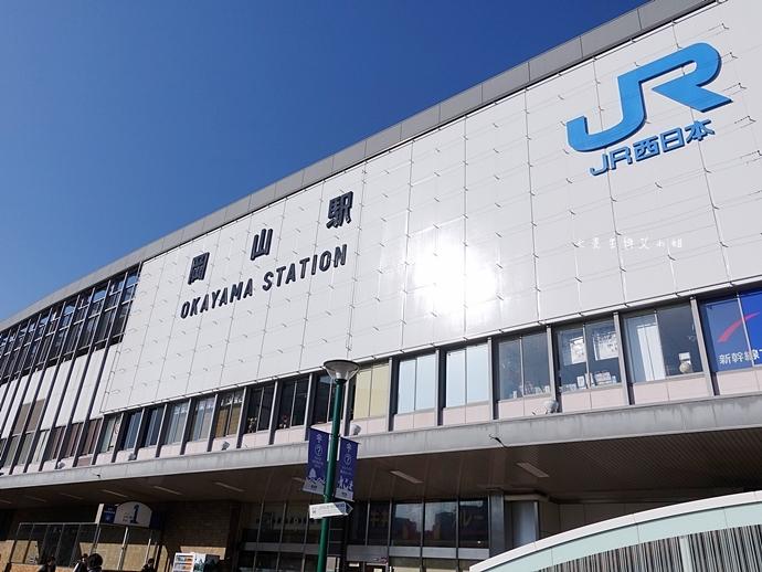 1 JR西日本 岡山一番街 岡山Granvia 吉備膳隱壽司 Sun Station岡山 岡山後樂園 JR岡山 岡山一日遊