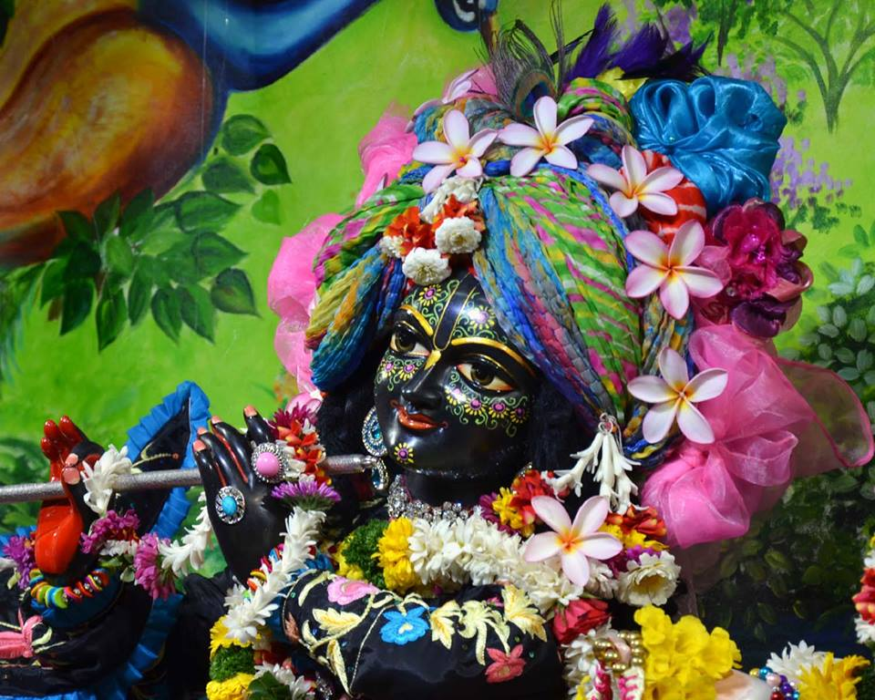 ISKCON Nasik Deity Darshan 03 Feb 2016 (7)