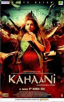 Kahaani - Người mất tích