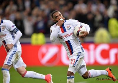 Alexandre Lacazette kondigt zijn vertrek bij Olympique Lyon aan