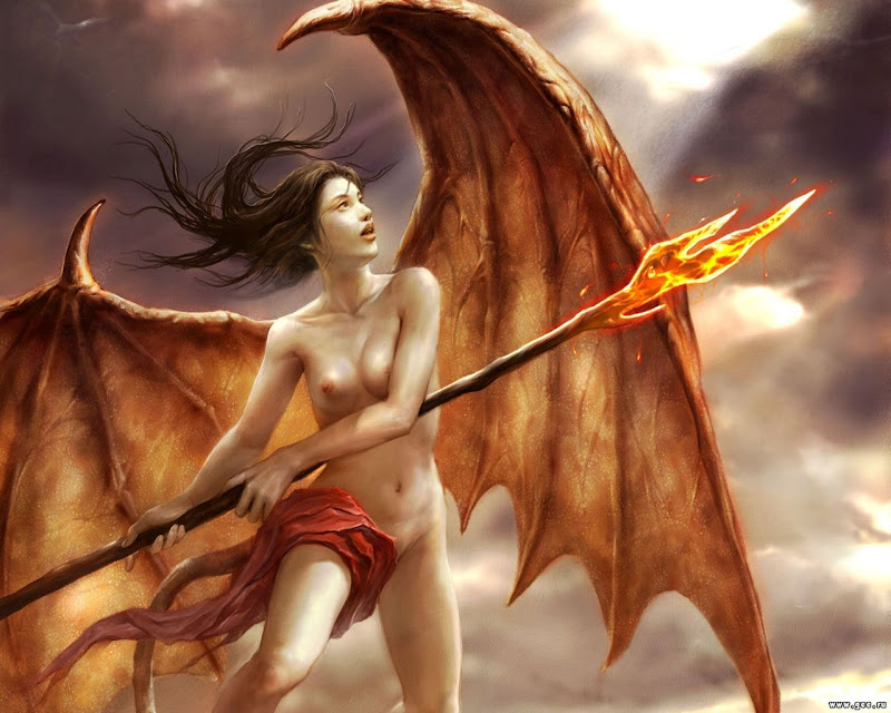 Sin Of Infernal Demoness, Demonesses 2