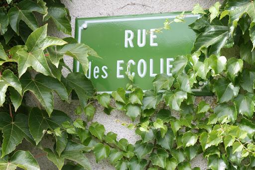 Rue des Ecolier