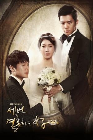 Phim Ba Đời Chồng - Thrice Married Woman