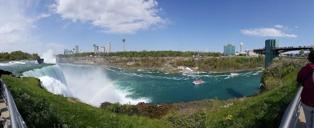 Niagara Falls State Park Visitor Center