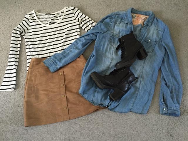stripes-denim-combos-fashion-photo
