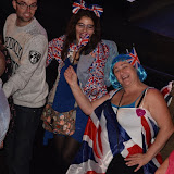 OIC - ENTSIMAGES.COM - CBB Fans at the  Celebrity Big Brother - Friday Fake Live  eviction in London 11th September 2015 Photo Mobis Photos/OIC 0203 174 1069