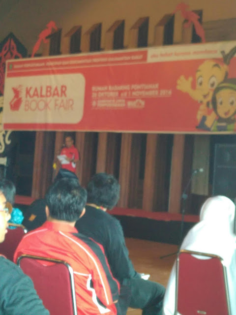 KALBAR BOOK FAIR 2016.
