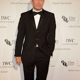 WWW.ENTSIMAGES.COM -     Tom Hollander   arriving at       IWC Schaffhausen and BFI London Film Festival - private dinner at Battersea Evolution, London October 7th 2014Swiss watch brand and British Film Institute host party to celebrate their three year partnership.                                                Photo Mobis Photos/OIC 0203 174 1069