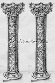 Architecture, Columns, Interior