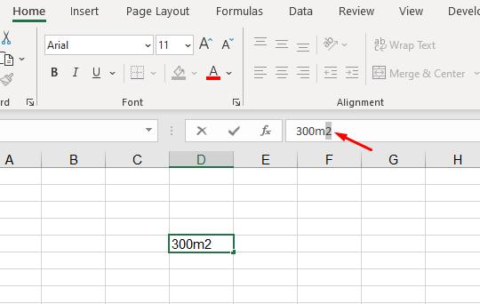 Cách nhập chỉ số trên, chỉ số dưới trong Excel công thức toán hóa
