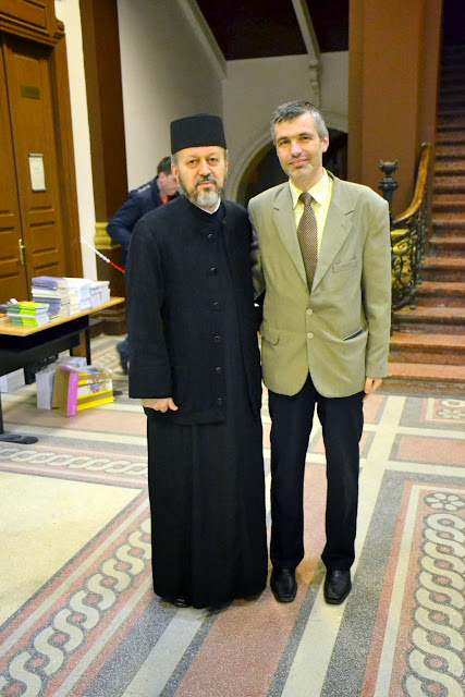 Pr. Constantin Necula despre tineri, FTOUB 260