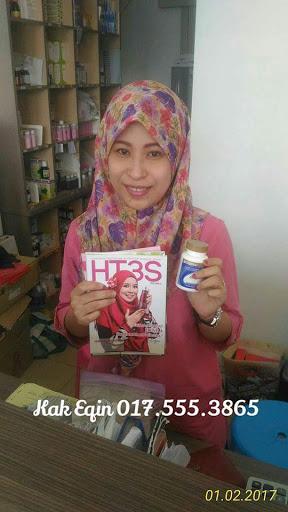 Pengalaman Kak Eqin Pengedar Shaklee Aktif Cod Vitamin Shaklee Kawasan Parit Raja,Uthm,Ayer Hitam,Kluang Dan Hospital Batu Pahat Johor