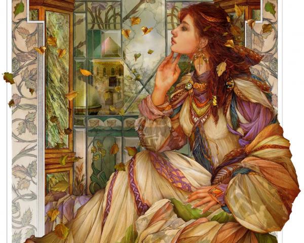 Beauty Dreaming Of Future, Fairies 2