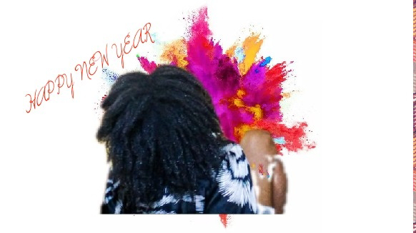HAPPY NEW YEAR:HAPPY NEW HAIR