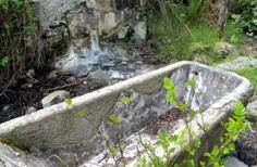Antiguas bañeras del Balneario de Bouzas