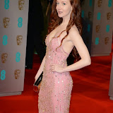 OIC - ENTSIMAGES.COM - Olivia Grant at the EE British Academy Film Awards (BAFTAS) in London 8th February 2015 Photo Mobis Photos/OIC 0203 174 1069