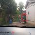 Indikasi Pungli, Jalan Desa di Nagrak - Sukabumi di Portal