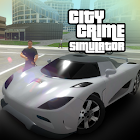 City Crime Simulator icon