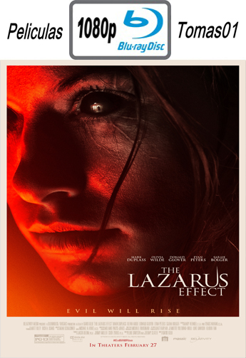 The Lazarus Effect (Resucitados) (2015) BRRip 1080p