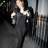 WWW.ENTSIMAGES.COM -   Amal Fashanu  at     Claire's - launch party at Kettners, 29 Romilly Street, London April 24th 2013                                                  Photo Mobis Photos/OIC 0203 174 1069
