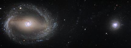 NGC 1512 e NGC 1510