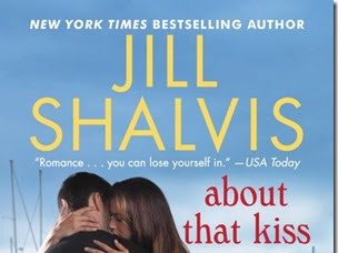 Review: About That Kiss (Heartbreaker Bay #5) by Jill Shalvis