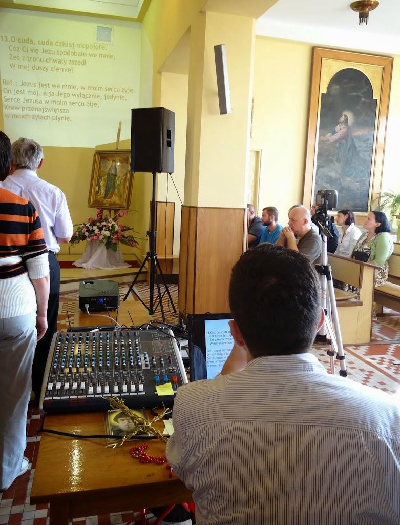 2014 Rekolekcje - Podwyższenie Krzyża Świętego w Częstochowie - DSC07480.JPG